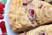 Eating-Sweets -Scones, Breads and Muffins / Always a favorite / by Deborah Fortino