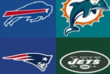 AFC East Corner - For Patriots, Bills, Dolphins and Jets Fans Only  / by FansEdge