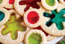 Eating-Christmas Treats / Special sweets for the holiday season and beyond. / by Deborah Fortino