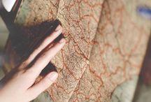 Maps / by Holli Schaub