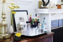 Bar carts / Spirits and more