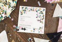 Wedding Stationery Ideas / Invitations -