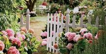 Dream Gardens / Inspiring outdoor spaces that motivate me to create my own dream garden