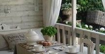 "Backyard Decor / Decor elements to make your outdoor space another ""room"" in your home"