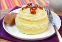 Eating-Individual Desserts and Mug Cakes / by Deborah Fortino