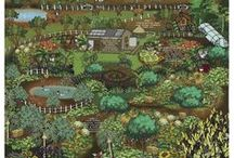 Permaculture Gardening / Permaculture gardening, including permaculture design, edible forest gardening, and sustainable organic gardening practices.