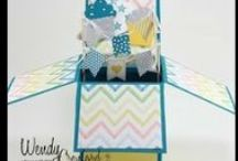 cards/papercrafts / by Sandi Holt