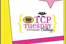 TCP Tuesday Sketches / by The Cat's Pajamas