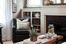 Home Inspiration / by Jamie Mabeus