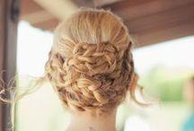Peinados de novia - Bridal hairstyles