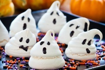 Halloween Treats / Recipes and Ideas for Halloween / by Abby Lauren