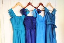 Bodas en azul - Blue weddings