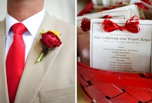 Bodas en rojo - Red weddings