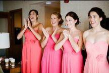 Bodas en rosa - Pink weddings