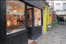 The Shop in the very <3 of Paris