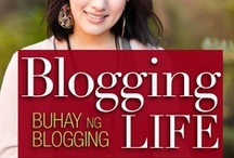 "blogging life / ""buhay blogging"" in Pilipino. here's a pinterest board resource for becoming a better blogger"
