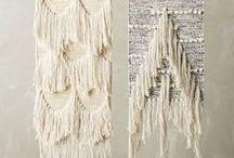 ash white | weave