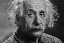 Einstein, Wisdom & Soul / He balanced intellect with spirituality, left brain with right brain, reasoning with subjectivism. #einstein