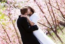 Bodas de primavera - Spring Weddings