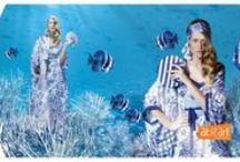 Abitart Spring Summer 2014: Linea Fiore / La nuova collezione Heart, la celebrazione della natura nei nostri capi. / by Abitart Vanessa Foglia
