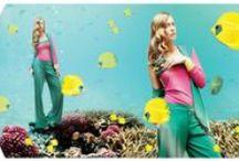 Abitart Spring Summer 2014: Linea Linfa / La nuova collezione Heart, la celebrazione della natura nei nostri capi. / by Abitart Vanessa Foglia