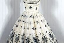 Vintage Dresses / Vintage style, dresses, fashion