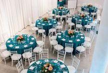 Distribución del banquete - Seating plans