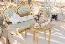 Le Glamorous Wedding / Get your sparkle on!