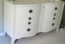 Painted furniture / by J Kulman