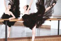 gymnastics & ballet / by Silvia Santoyo