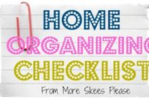 Organize (the OCD in me) / by Erika ADomesticatedQueen