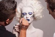 Makeup / by Medusa Rabbit