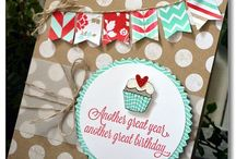 Paper Crafts & Stamping / by Shelly Bluhm