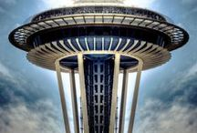 Seattle / by Jackie Donnelly (formerly Baisa)