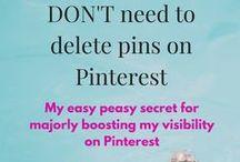 Pinterest Info