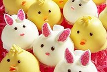Hoppy Easter / by Donna ❦