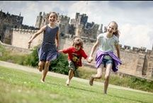 Alnwick / Alnwick is fast becoming one of the country's top tourist destinations, and when you visit you'll soon discover why. With such a wide range of accommodation to choose from, there's always a good time to stay in the market town of Alnwick. www.visitnorthumberland.com/alnwick