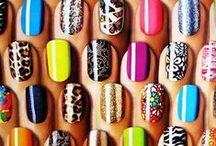 Nails, Nails, Nails / by Emily Hill