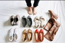 My aspiring wardrobe / Things I want in my closet
