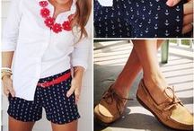 Spring Fashion / by Kathryne Lopez
