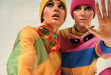 Fashion of the 60's II / by Linda Douglas