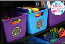 Kindergarten Math / Kindergarten math ideas for your classroom.
