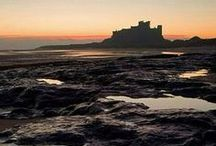 Bamburgh Castle / Once home to the kings of ancient Northumbria, Bamburgh Castle is one of Northumberland's most iconic buildings. http://www.visitnorthumberland.com/historic-sites/bamburgh-castle