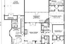 floor plans / by Lori