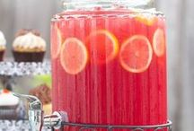 Recipes:  Punch