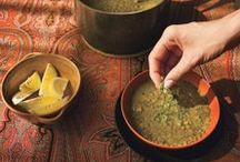 Savory soups / A collection of healthy, filling yummy soups to get you through winter!