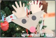 Kindergarten Christmas Ideas / Christmas ideas for the primary classroom!