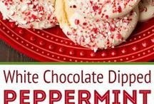 Recipes:  Cookies & Bars / Cookie and bar recipes