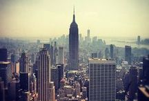 CURRENT TRIP: NYC ROAD TRIP / by Katelyn Bierl