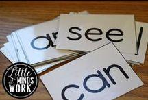 Kindergarten Sight Words / Ideas for teaching sight words in the kindergarten classroom!
